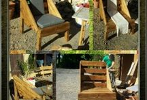 Bloody pallets / Stuff to make from them