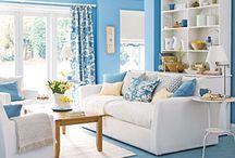 Living Room / by Daniella Murphy