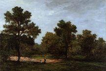 Art of Paul Gaugin / French art, post-impressionism, primitivism