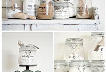 Mason Jars Crafts & Food / by Nathalie Rivard