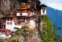 Beautiful Bhutan / Bhutan, the Land of the Thunder Dragon, is no ordinary place. It is a Himalayan kingdom replete with myths and legends, where the best of traditional culture thrives and the latest global developments are enthusiastically embraced.