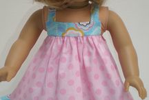 American Girl Doll clothes Board #9 / by GiGi's Doll Creations
