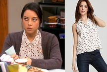 Parks & Rec Fashion and Style