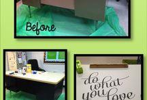 Classroom Organization/Decor