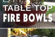 fire bowls