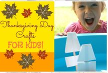 Thanksgiving  / Fun recipes, crafts, and ideas for the Thanksgiving!