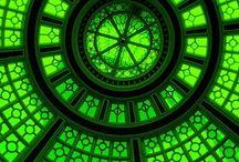 Greeny green / by Kimberly Hall