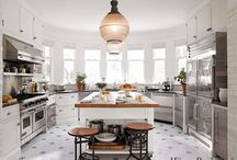 Inspiration - kitchens