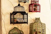 For the Love of Bird Cages / by Ivy AndElephants