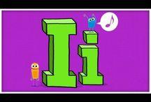 K Songs Alphabet