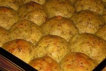 sajtos krumplis golyok