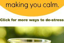 Calming Tips / Reduce stress and stay calm with these tips