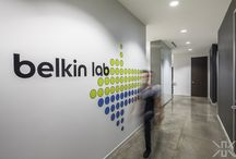 Belkin / Kamus + Keller partnered with Belkin to design a functional, yet hip office space to represent their innovative corporate culture within their Irvine, CA offices. Special thanks to Howard Building Corporation and Tangram Interiors.