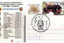 Kolejowe karty pocztowe