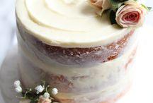 Clare & Tony's Wedding Cake