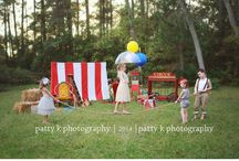 CIRCUS / photo, baby, party