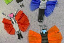 K-5 Butterfly