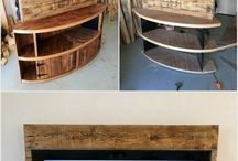 DIY Entertainment Furniture