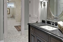 bathroom (modern classic/vintage)