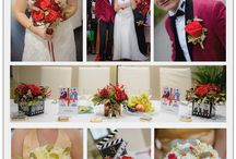 Wedding Themes / Floral art, graphic design and event concepts for the most creative wedding themes