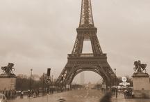 Magnifique Paris... / by Elizabeth Neely