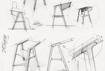 Sketch / Design processes, ideas representation and techniques.