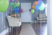 Tyler's 1st birthday / by Jessica Sferra-Lipply