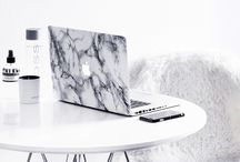 Marble interiors & posters