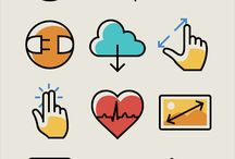 Icons / Web icons.., graphics