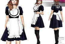 Second Life Maids