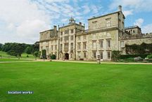 english manor exteriors / by alicia
