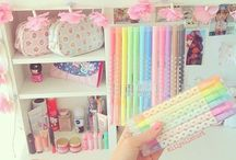 scнooℓ ✎ / ♡...Stationery, school supplies, school outfits...♡