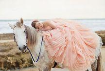 Esküvői dekoráció - koral - Wedding decoration - coral