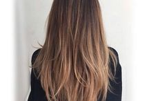 Balayage Brunette Long