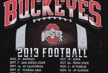 OHIO STATE BUCKEYES LOVE / ALL THINGS BUCKS!! / by Joni Oliver-Raines
