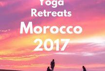 Morocco Yoga Retreats