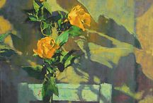 Inspiring - Art of Roses / Paintings of Roses in all mediums and styles.