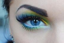 makeup/hair/nails / by amberlynn gill