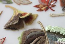 Beading/embroidering