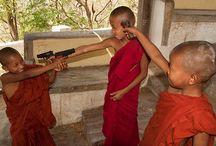 buddhism & guns