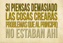 QUOTES ~ SPANISH