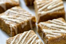 Bars and Blondies / easy bar recipes | lemon bars | cookie bars | dessert bars | cheesecake bars | granola bars | blondies bars | blondies cookies | chocolate chip blondies | classic blondies | easy blondies | snickerdoodle blondies | the best blondies / by Michelle (Brown Eyed Baker)