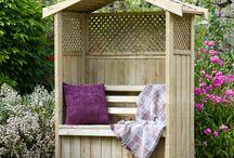 Garden Furniture / Wooden garden furniture available from gardenfurnitureland.com