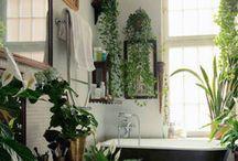 Botanische badkamer