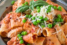 Cooking: Pasta Main Dishes