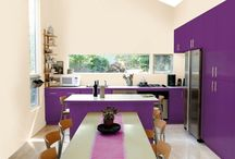 Ultra Violet in the kitchen