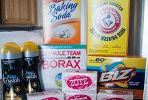Laundry soap powder