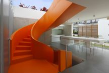 Stairs / by Ricardo Lecot