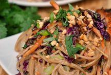 noodles / mat