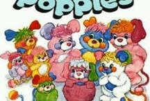 Anni '80/'90 (giochi, cartoleria, ricordi,...)